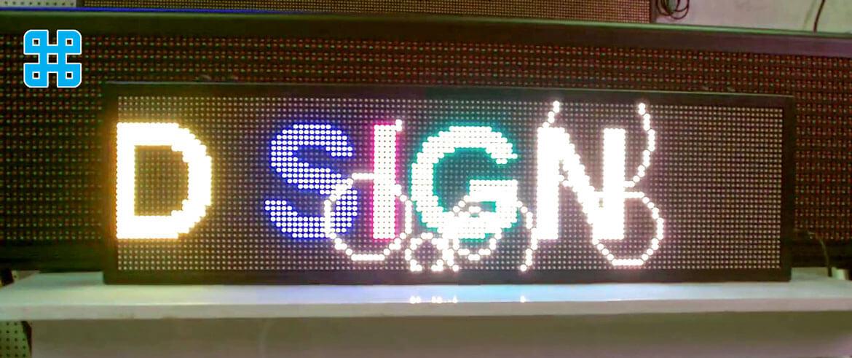 bảng hiệu led module