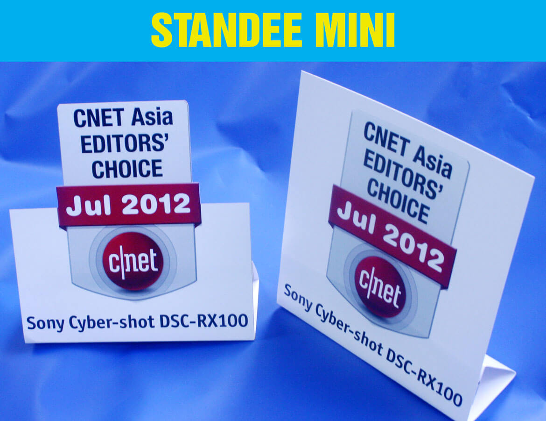 mini standy