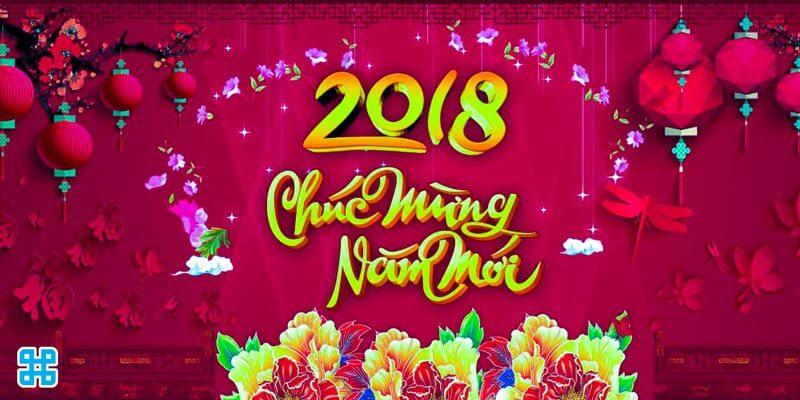 Băng rôn chúc mừng năm mới