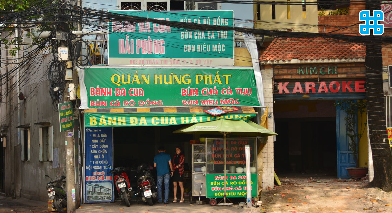 bảng hiệu là vật đại diện cho thương hiệu, cơ sở kinh doanh
