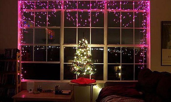 Đèn trang trí vào dịp giáng sinh