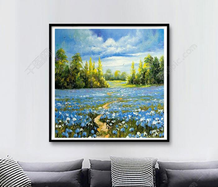 tranh canvas giá rẻ tphcm
