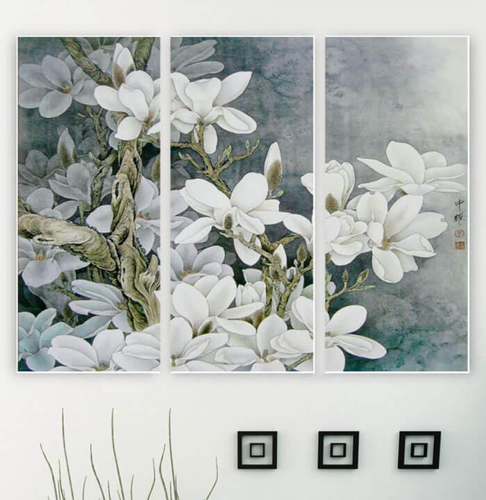 Mẫu in tranh canvas treo tường - Mẫu 7