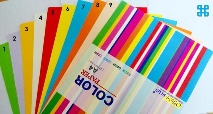 Phân biệt Các loại giấy trong in ấn giúp bạn làm ra sản phẩm đúng nhu cầu hơn