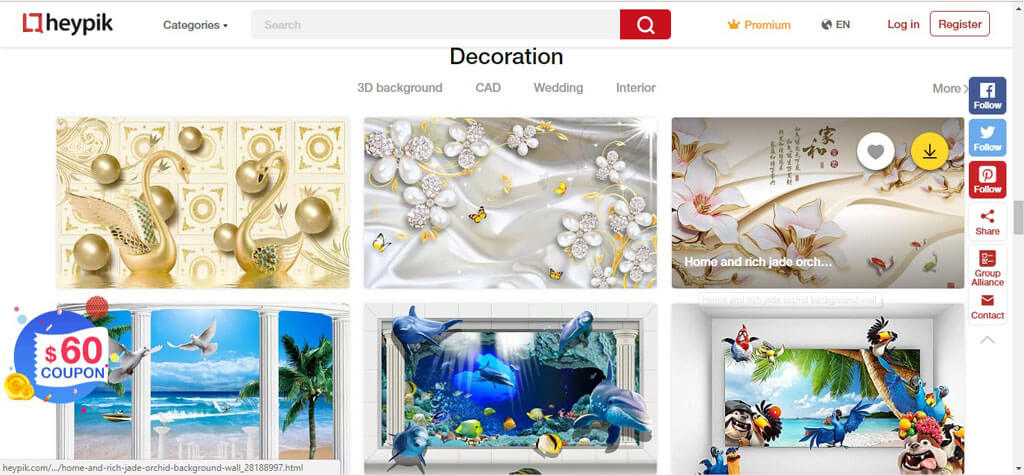 decoration category