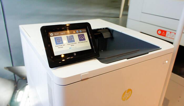 Dòng máy in HP là một trong những máy in bảo mật tốt nên chọn