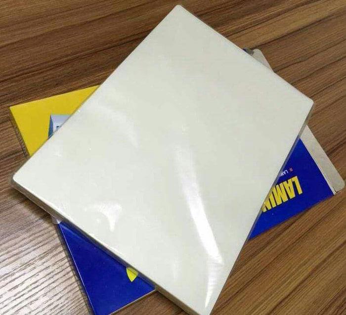 Ép plastic tốt giúp bạn bảo vệ được giấy tờ, tài liệu quan trọng