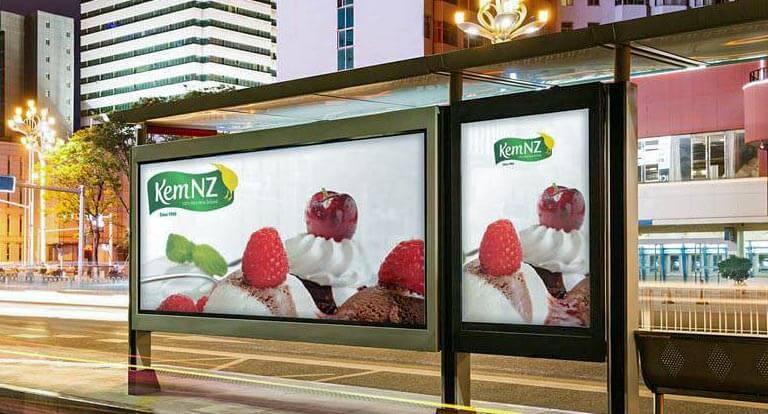 Mẫu poster đẹp trong trang trí quảng cáo - Mẫu 1