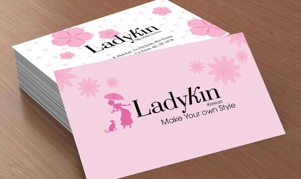 Màu sắc hồng thích hợp cho những shop bán thời trang hoặc spa