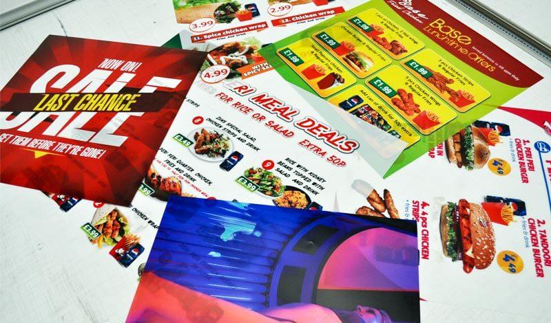 Những thông tin thường chứa trên những poster bán hàng khuyến mãi