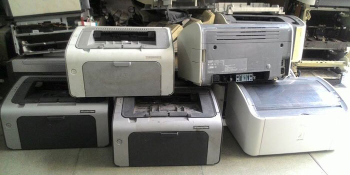 Sử dụng mực in giả không rõ nguồn gốc gây nên hư hại hàng nghìn máy in mỗi năm