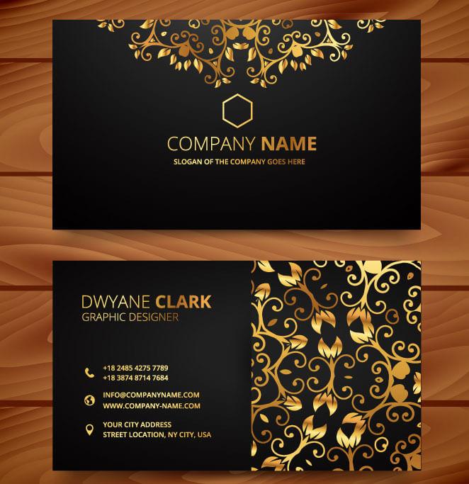 File thiết kế name card được làm dưới phần mềm Adobe Illustrator