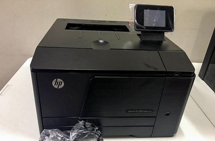 Máy in laser màu HP LaserJet Pro M251nw