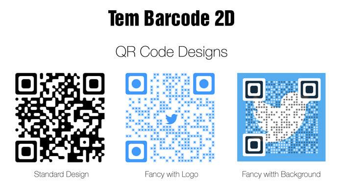 Mã QR Code là một trong những cách để làm ra lem chống hàng giả Barcode