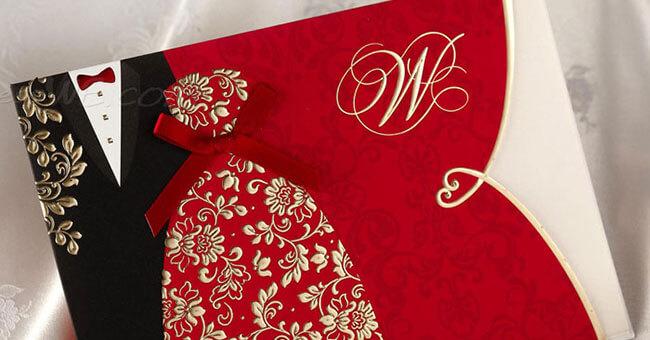 Top 6 nhà cung cấp thiệp cưới đẹp mà lạ
