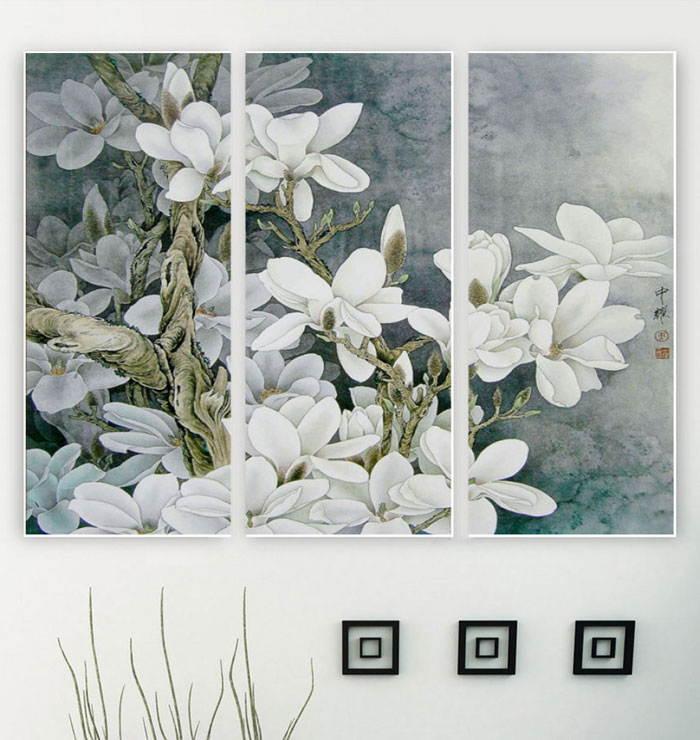 Mẫu tranh canvas treo tường đẹp 2