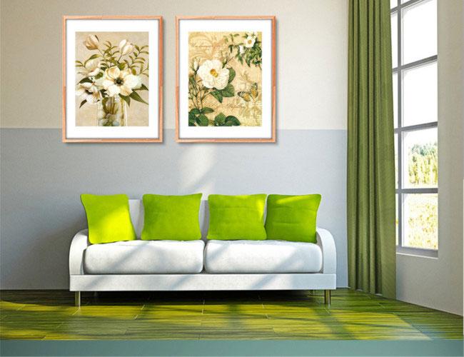 Mẫu tranh canvas treo tường đẹp 5