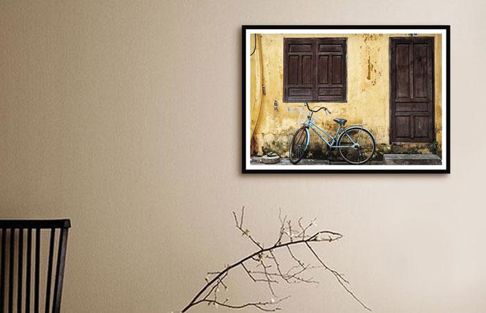 tranh treo tường phòng khách nhỏ