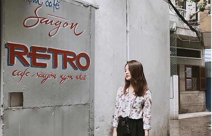 Sài Gòn Retro - Cafe Sài Gòn ngon nhứt