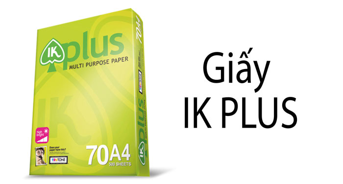 Giá giấy A3 Plus