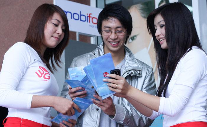 Hình thức, kích thước chuẩn của voucher, brochure, menu, profile khi tặng khách hàng là điều quan trọng