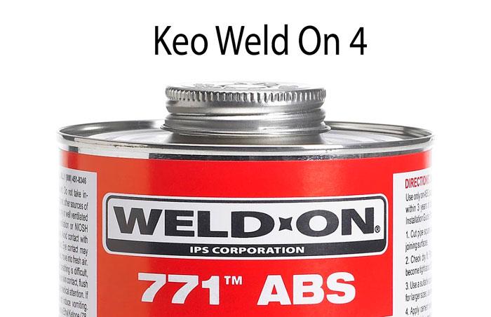 keo dán mica weld