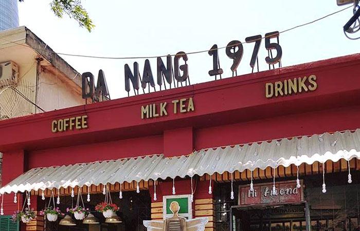 Quán cà phê Đà Nẵng 1975