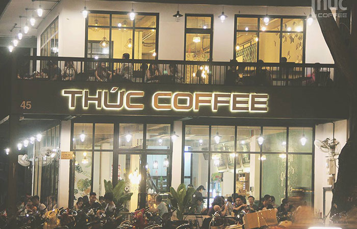 tên quán cà phê 1 chữ
