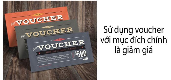 kích thước chuẩn của voucher là bao nhiêu