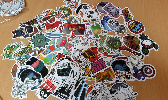 Có nhiều chủ đề và ý tưởng để làm sticker thêm nổi bật