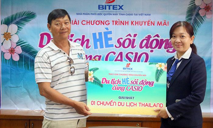 Biển trao giải thưởng giá rẻ tphcm