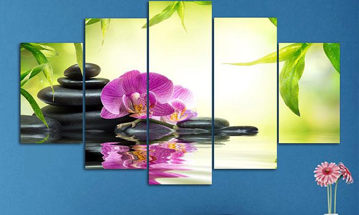 Mẫu tranh đẹp về Spa tại Tranh Tường Hoa