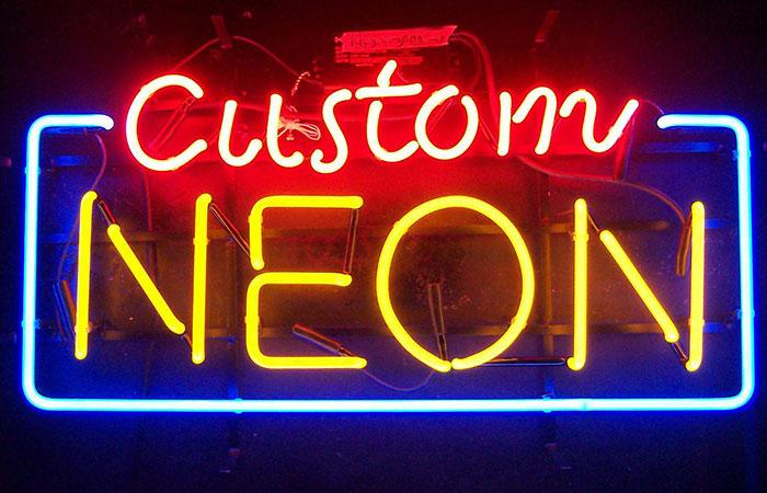 Làm đèn Neon sign tphcm