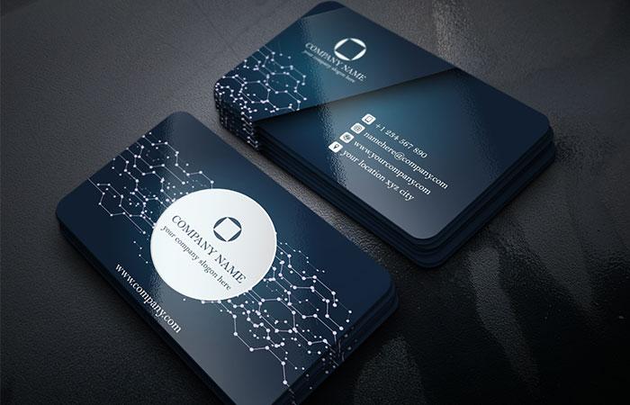 business card là gì