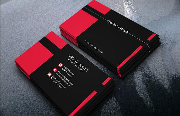 Mặc dù có kích thước nhỏ nhưng business card lại đóng vai trò lớn trong hoạt động của doanh nghiệp
