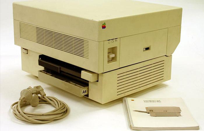 máy in đầu tiên trên thế giới