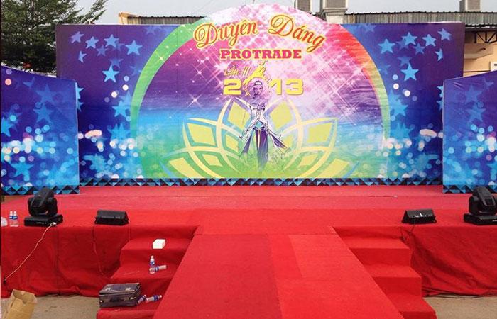 mẫu backdrop đẹp dành cho sự kiện