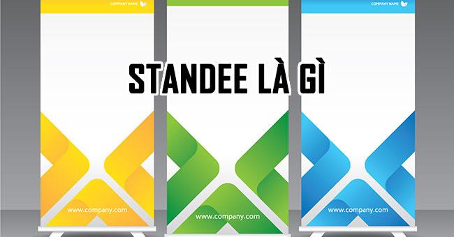 standee là gì