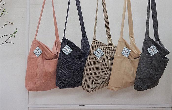 Túi vải bố la gì