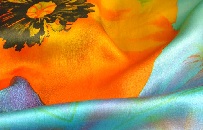 vải silk là gì
