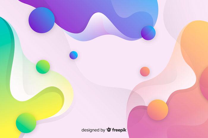 Mẫu thiết kế background đẹp 11