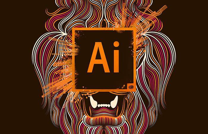 phần mềm thiết kế name card illustrator
