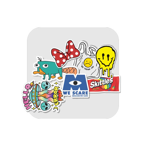 In Sticker
