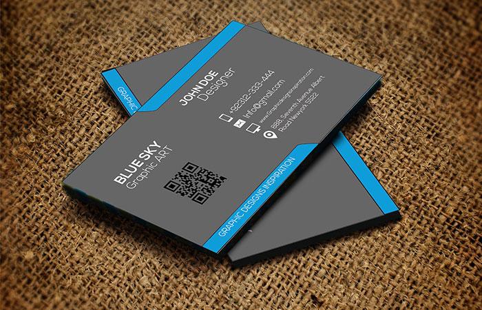Những thông tin cơ bản thường có trên name card
