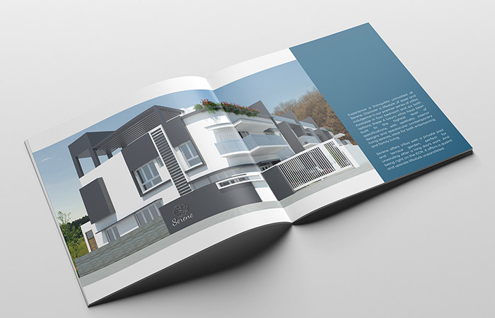 Nhờ có brochure, khách hàng sẽ dễ nắm bắt thông tin có trên sản phẩm hơn