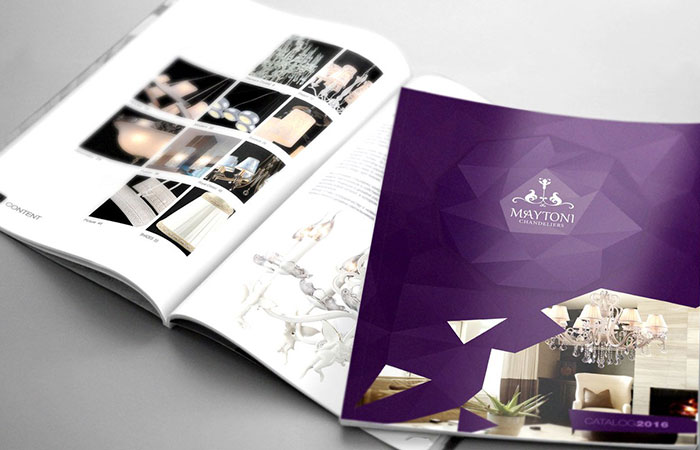 Catalogue là cách để quảng bá thương hiệu cực kỳ hiệu quả