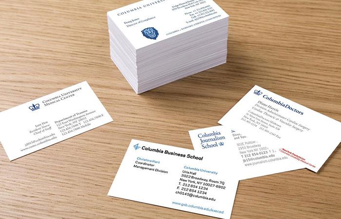 Công nghệ in phổ biến dùng để sản xuất name card là in offset