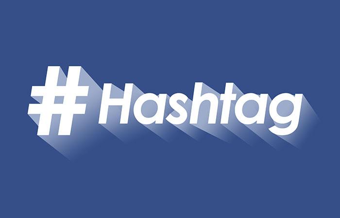 Cú pháp hashtag được sử dụng trên các mạng xã hội