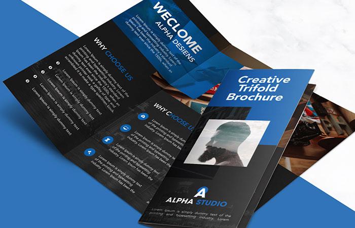 In brochure giúp doanh nghiệp giới thiệu sản phẩm, dịch vụ tới khách hàng