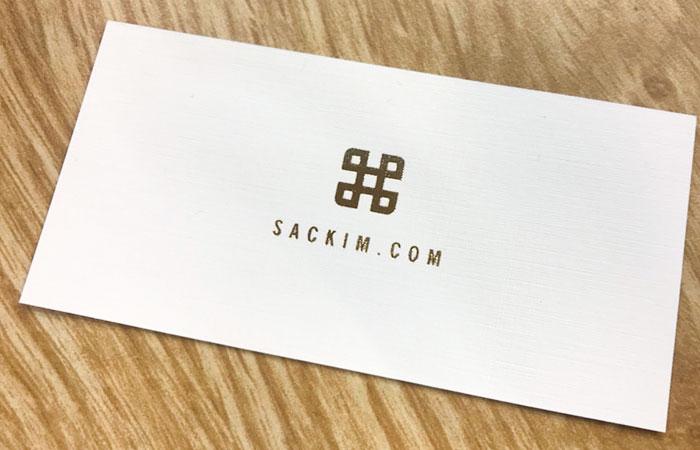 Name card được sử dụng phổ biến trong hoạt động giao tiếp, quảng bá doanh nghiệp
